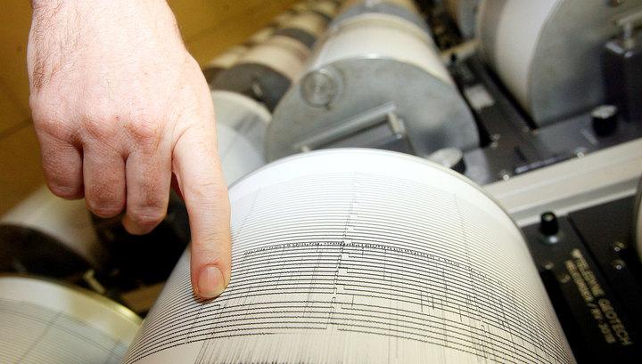 В окрестностях Пармы произошло землетрясение