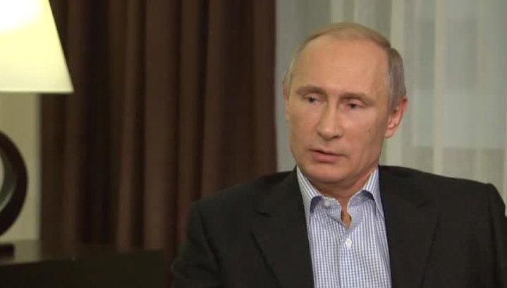"""Путин рассказал о своем недостатке, одиночестве и """"всякой гадости"""""""