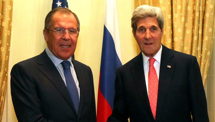 Лавров и Керри обсудили пути решения иранской ядерной проблемы