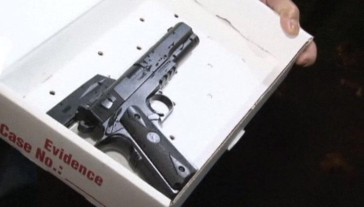 В США подростка убили из-за игрушечного пистолета