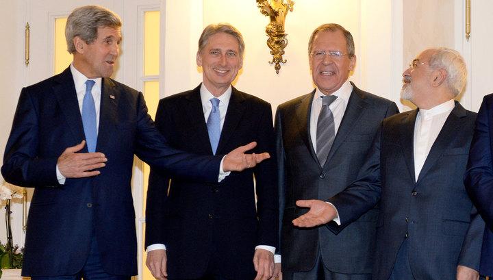 """Переговоры Ирана и """"шестерки"""" продлены до 30 июня 2015 года"""