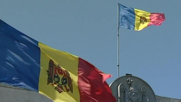 Журналистов НТВ не пускают в Молдавию
