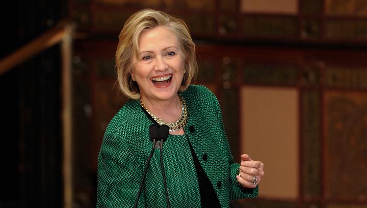 Хилари клинтон гомосексуалисты