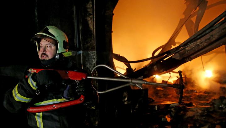Пожарные локализовали возгорание в жилом доме в Челябинской области