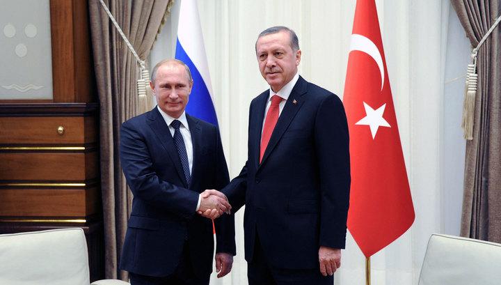 Анкара пользуется моментом: Путина встретили в Турции как дорогого гостя