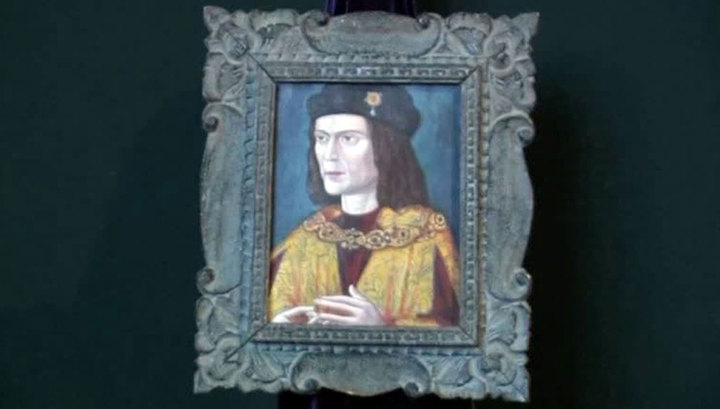 Под автостоянкой в британском городе Лестер найдены останки короля Ричарда III