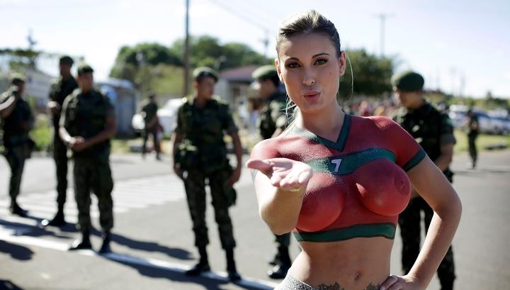 конкурс бум-бум в бразилии фото