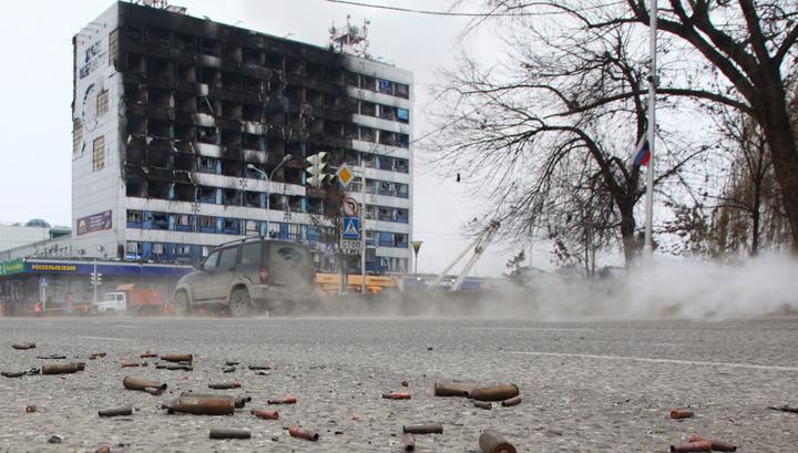 Кадыров: спецоперация в Грозном завершена, есть данные о девяти уничтоженных боевиках