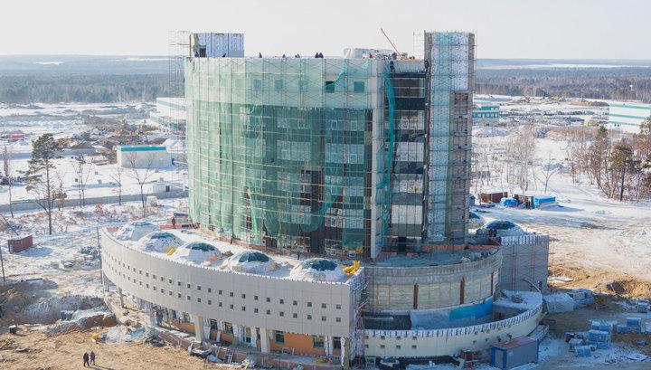 Растраты и мошенничество при строительстве Восточного: подробности от Следкома