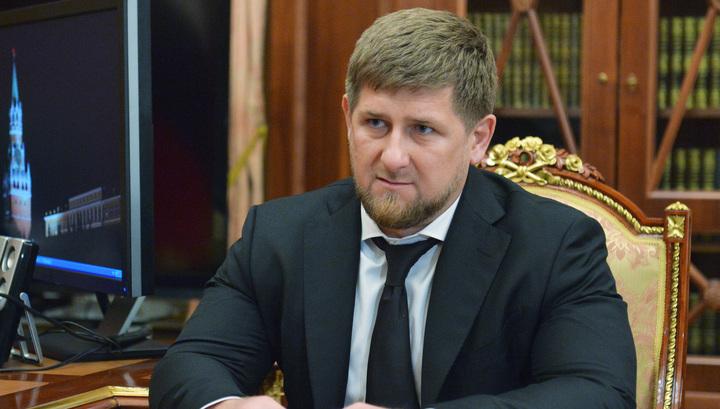 """Кадыров обещал """"зарыть в землю"""" всех тех, кто согласен с террористами"""