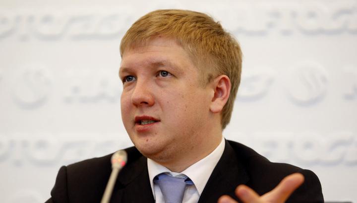 """Глава """"Нафтогаза"""" заявил, что перечислил """"Газпрому"""" 378 миллионов долларов"""