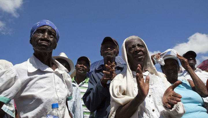 Власти США лишат около 60 тысяч гаитян статуса постоянного резидента