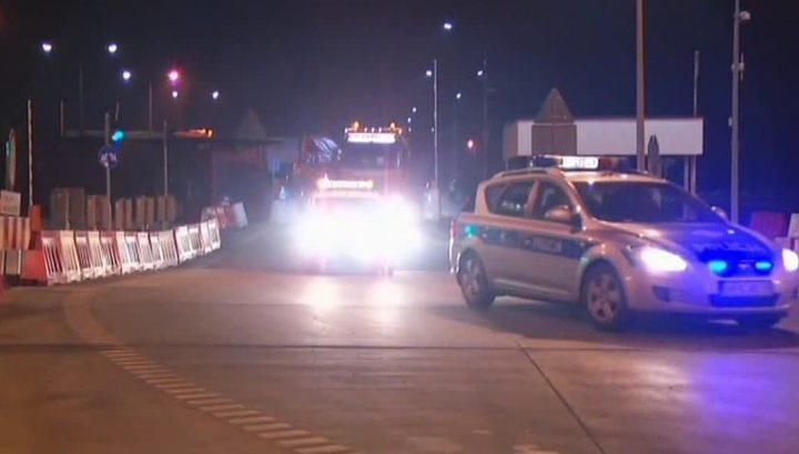Обломки малайзийского Boeing привезли в Польшу на пути в Нидерланды