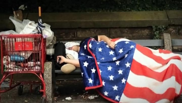 Бездомным из Нью-Йорка раздадут смартфоны с криптовалютой