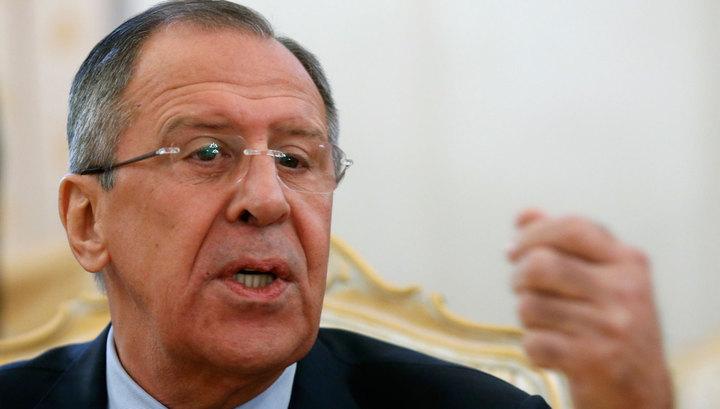 Министр иностранных дел России отправился в Словакию