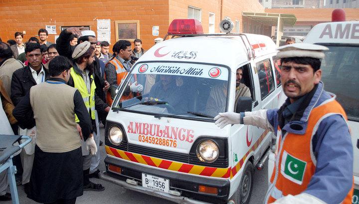 Теракт в Пакистане: хронология событий