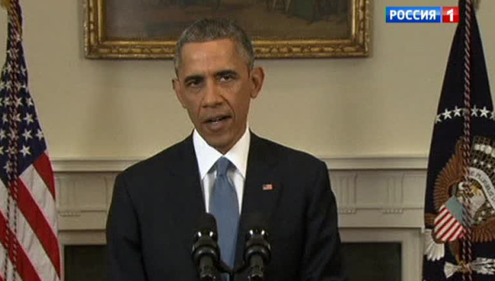 Обама подписал закон о санкциях против России и поддержке Украины