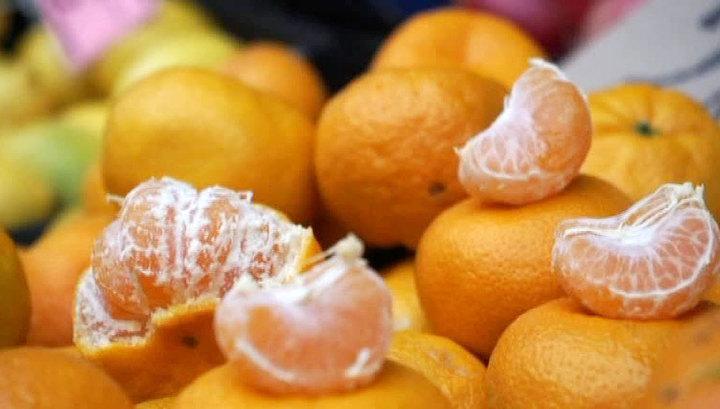 Россия начала жить без турецких мандаринов