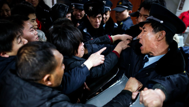 Драка со стрельбой в Китае: 3 погибших