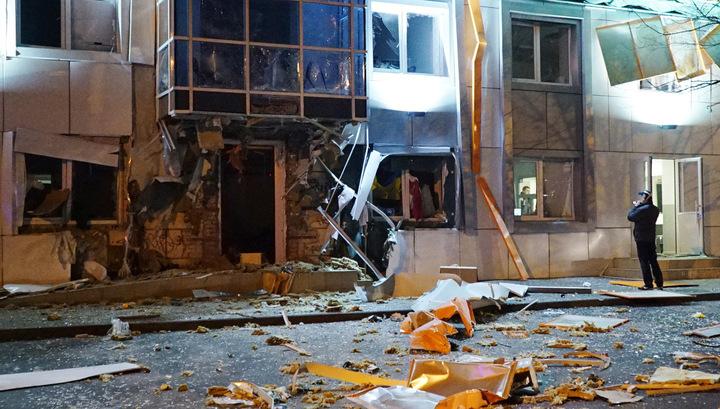 """Одесская милиция считает взрыв в офисе """"Правого сектора"""" терактом"""