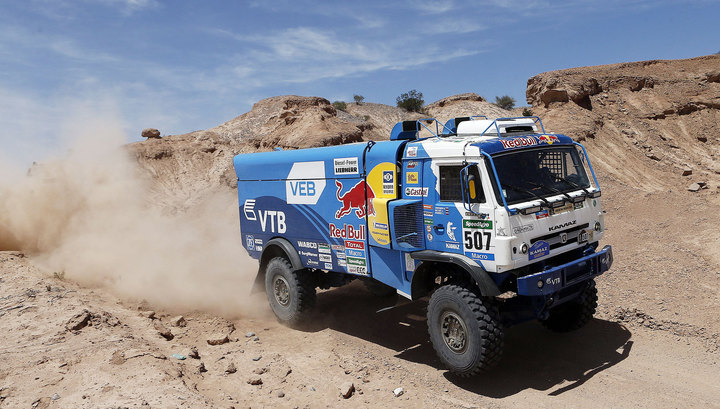 Africa Eco Race: мавританская пустыня покорилась российским гонщикам
