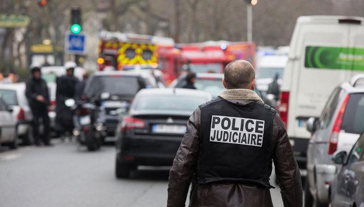 """11 человек погибли в результате стрельбы в редакции """"Шарли эбдо"""""""