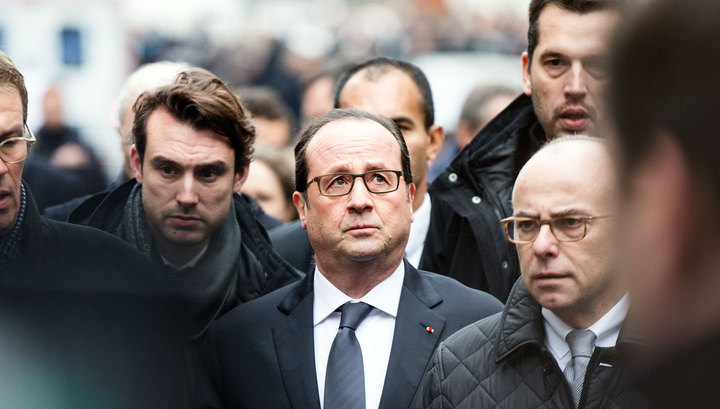 Олланд объявил во Франции траур по жертвам теракта