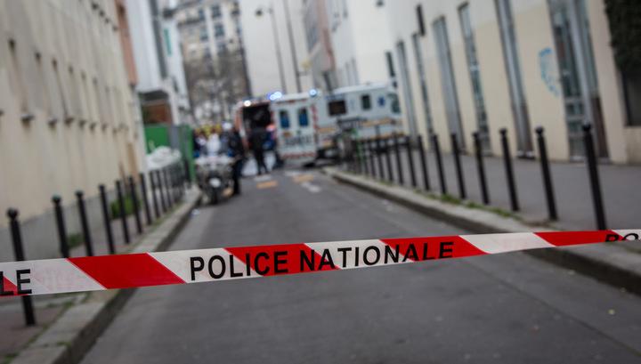 """Очевидцы: напавшие на """"Шарли эбдо"""" не скрывали, что они из """"Аль-Каиды"""""""