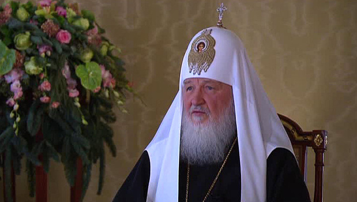 Патриарх Кирилл: разделение украинского народа может привести к его гибели