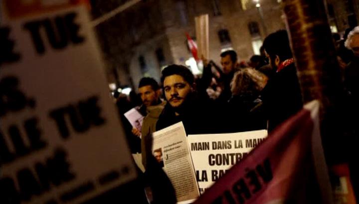 """Пусть """"Шарли"""" живет: ведущие СМИ Франции обещали поддержать журнал"""