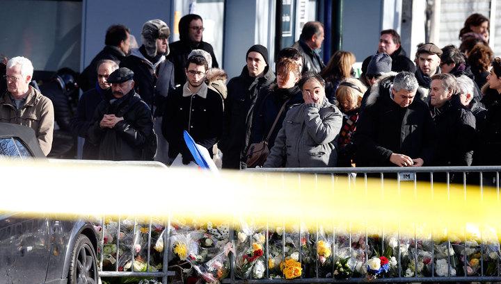 Политики, снайперы и парижане: Франция готова к Маршу солидарности
