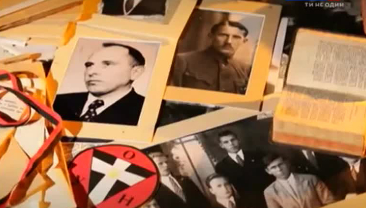 Украинских журналистов хотят наказать за правду о Гитлере и Бандере