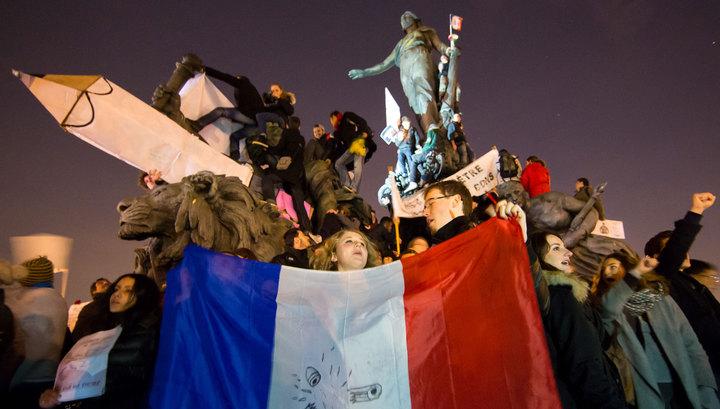 """Расстрел """"Шарли Эбдо"""" привел к росту антиисламизма"""