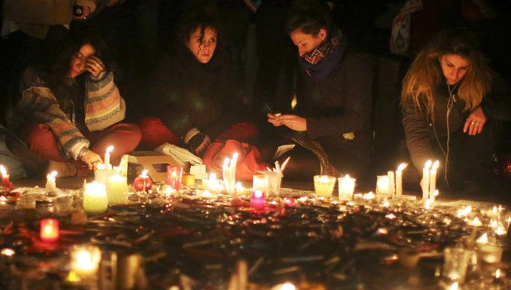Франция отдаст почести погибшим журналистам