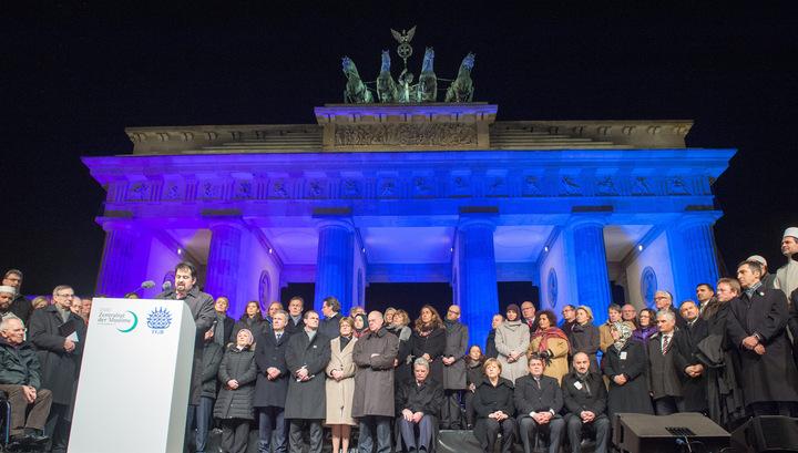 Парижские теракты подняли Германию