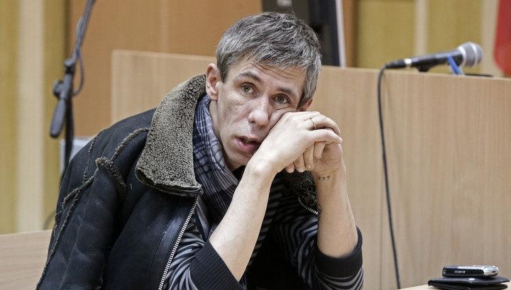 Суд приговорил Алексея Панина к 10 суткам ареста за хулиганство