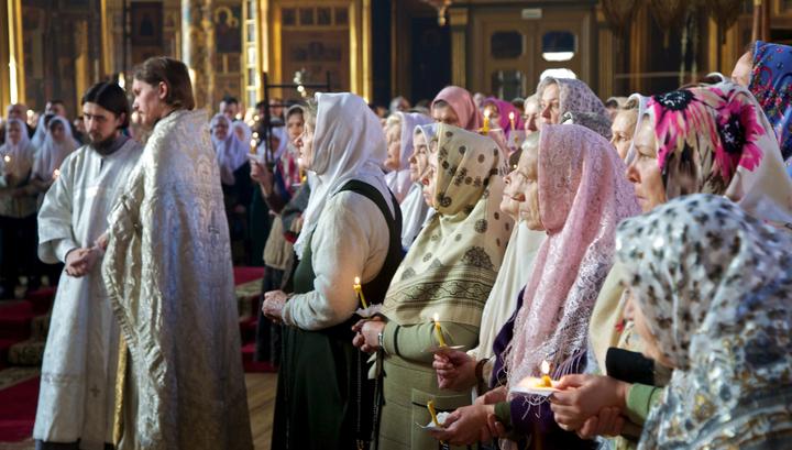Духовенство РПЦ в ночь Крещения освятит все океаны планеты
