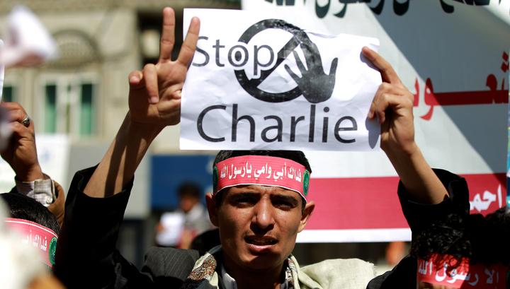 Смертельная цензура: Charlie Hebdo перешел границу
