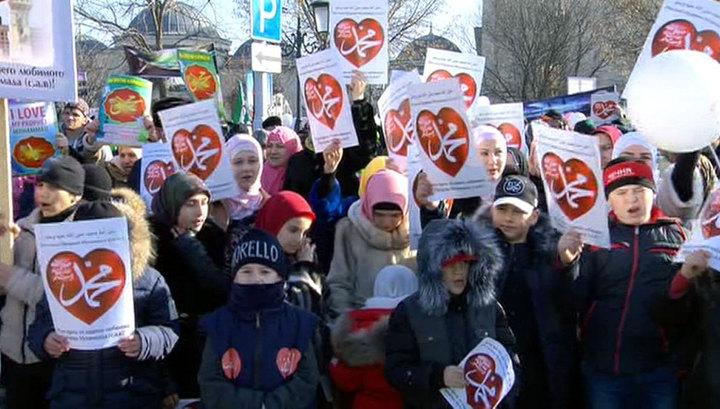 Митинг в Грозном: мусульмане не дадут использовать себя для раскачивания ситуации в стране