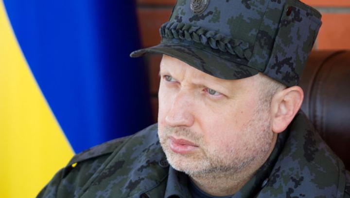 Турчинов: Россия собирается