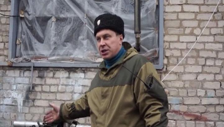 В ЛНР убит народный мэр Первомайска