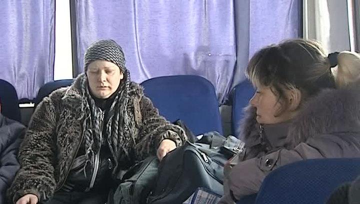Минобороны ДНР: Киев готовит взрыв автобуса с эвакуированными жителями Дебальцева
