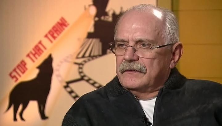 Михалков назвал Собчак гениальным президентом Рублевки
