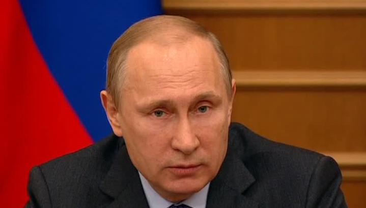 Путин распорядился помочь Геническу с газом