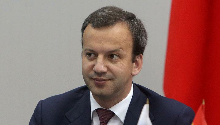 Вице-премьер Дворкович возглавил штаб по вывозу туристов из Египта