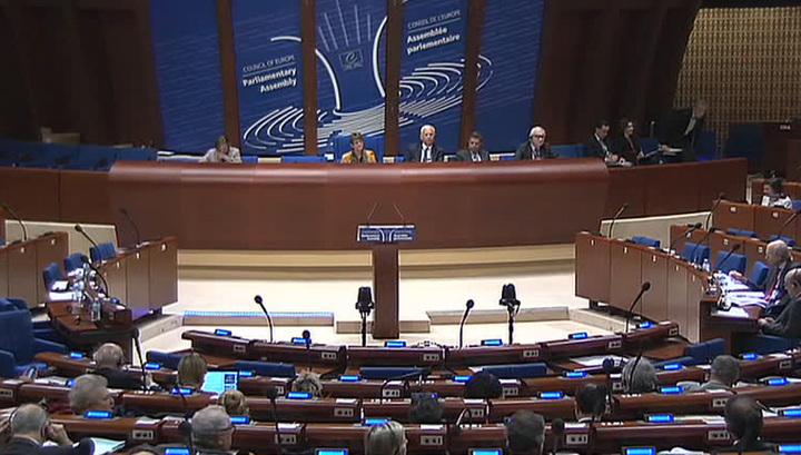 Украина тратит время и нервы парламентариев, пытаясь оспорить решение ПАСЕ по России