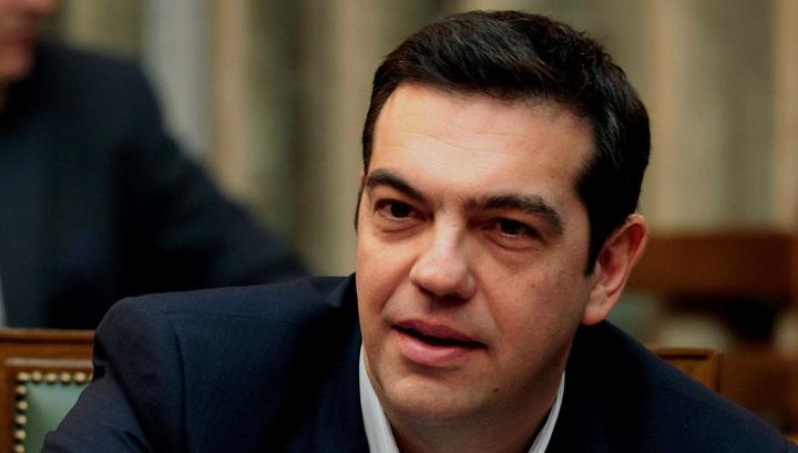 Алексис Ципрас: народы и страны нельзя обанкротить, банки - можно