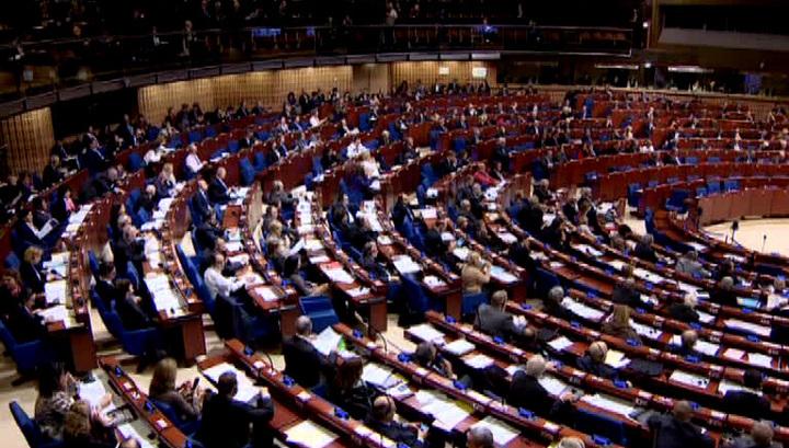 ПАСЕ хочет поделить российскую делегацию на шесть полов