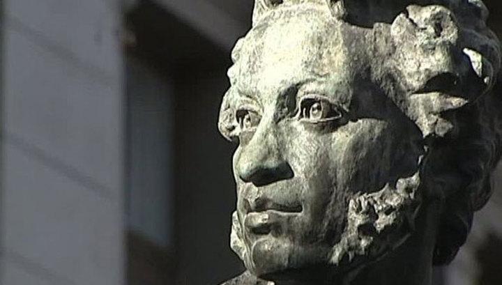 В Молдавии осквернили памятник Пушкину