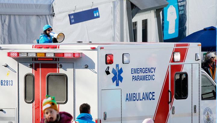 В Канаде рухнул вертолет: есть погибшие